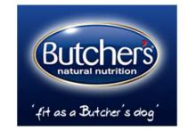 Butchers petcare as fit as a butchers dog