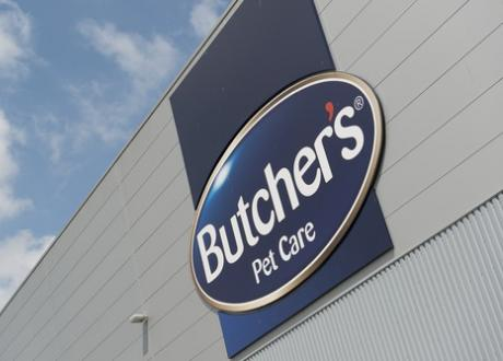 Butchers pet care rugby