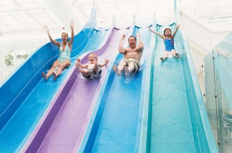 Water Slide entertainment